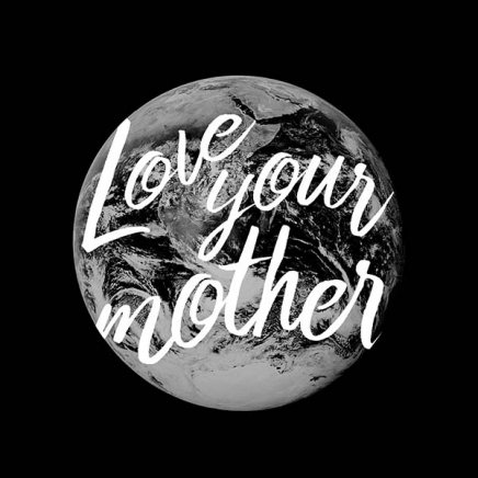 Love Your Mother Affiche dans le groupe Affiches / Affiche citation chez Desenio AB (10135)