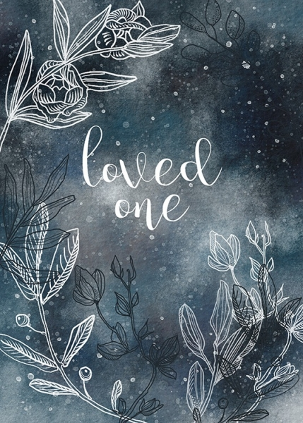 Loved One Affiche dans le groupe Affiches / Illustrations chez Desenio AB (11291)