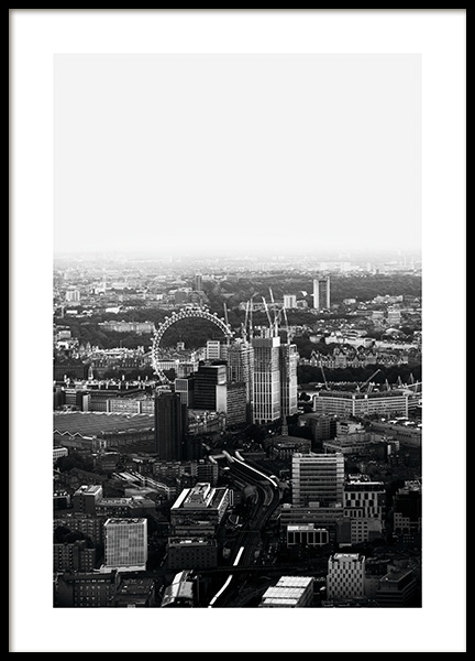 London View Affiche dans le groupe Affiches / Collections Studio / Studio Cosmopolitan / London chez Desenio AB (11374)