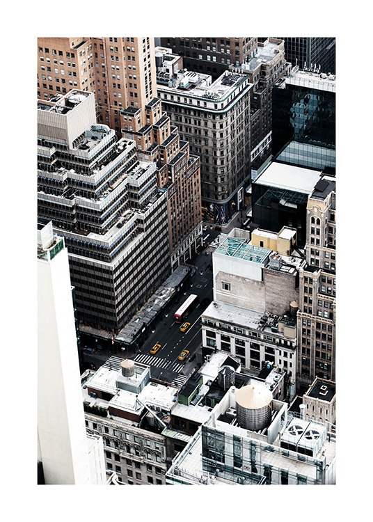 New York View Affiche / Photographie chez Desenio AB (11324)
