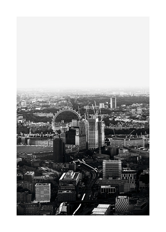 London View Affiche / Photographie chez Desenio AB (11374)