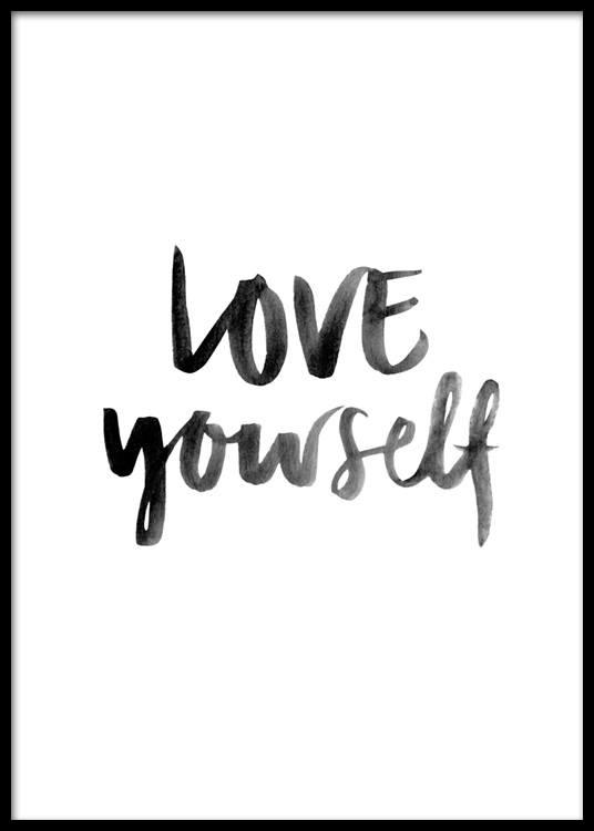 Résultats de recherche d'images pour «love yourself»