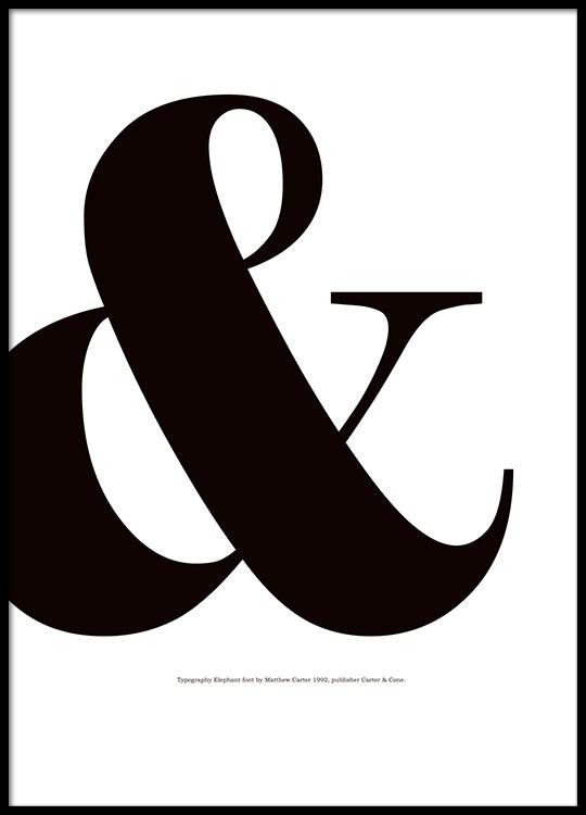 affiches graphiques avec symbole affiches et poster noir et blanc affiches vendues en ligne. Black Bedroom Furniture Sets. Home Design Ideas