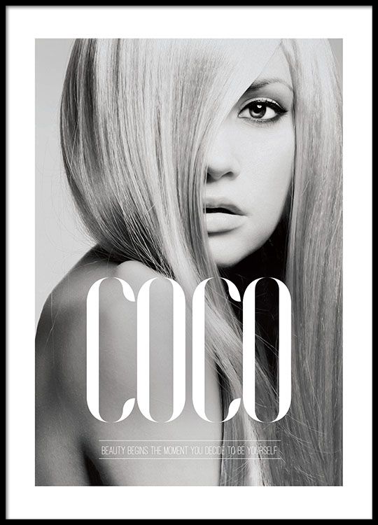 Coco Beauty Begins Affiche