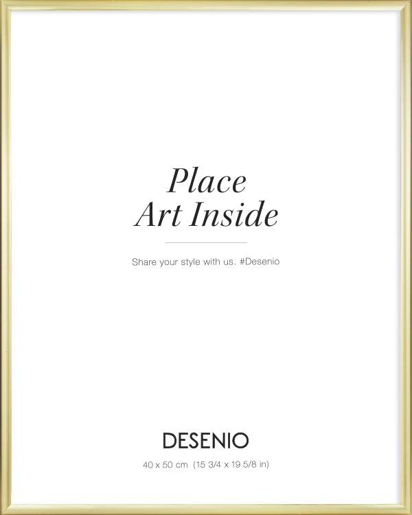 cadre dor 30 x 40 cadre dor pour posters vendus en ligne. Black Bedroom Furniture Sets. Home Design Ideas